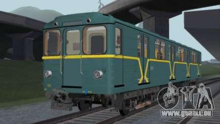 Auto Typ E Kiew 2000 für GTA San Andreas