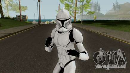 Clone Trooper (Star Wars The Clone Wars) für GTA San Andreas