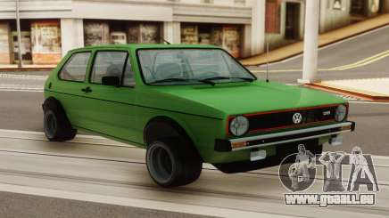Volkswagen GTI pour GTA San Andreas