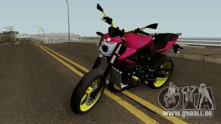 Yamaha XJ6 2013 Motovlog pour GTA San Andreas