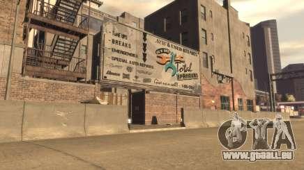 Private garage für Niko für GTA 4