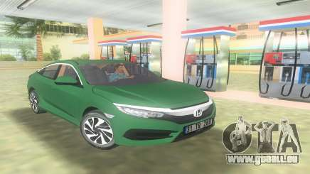 Honda Civic FC5 für GTA Vice City
