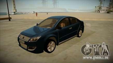 Chery A3 Sedan 2013 pour GTA San Andreas