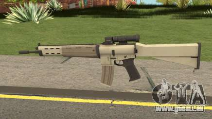 M4 From SZGH pour GTA San Andreas