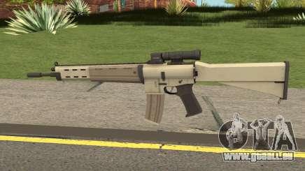 M4 From SZGH für GTA San Andreas