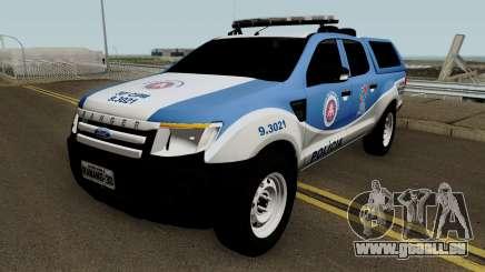 Ford Ranger 2014 CIPM Tabocas Do Brejo Velho für GTA San Andreas