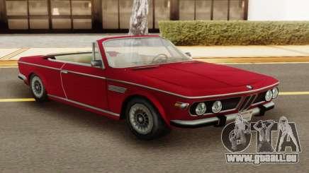 BMW E9 für GTA San Andreas