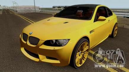 BMW M3 E92 IVF pour GTA San Andreas