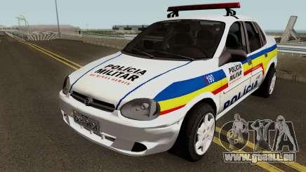 Chevrolet Corsa PMMG pour GTA San Andreas
