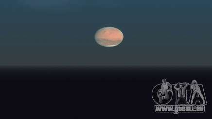Mars HD für GTA San Andreas