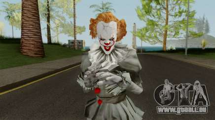 Pennywise pour GTA San Andreas