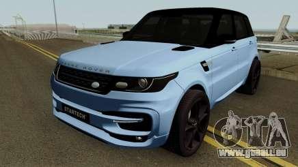 Range Rover Sport StarTech 2016 für GTA San Andreas