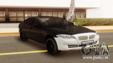 BMW 720i pour GTA San Andreas