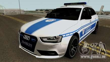 Audi A4 Avant Serbian Police für GTA San Andreas