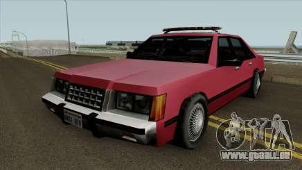 Vincent Escolta Armada TCGTABR für GTA San Andreas