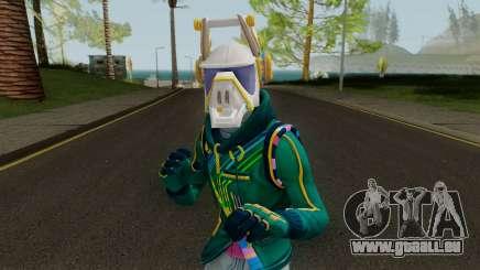 Fortnite DJ Yonder Skin pour GTA San Andreas