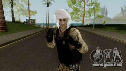 SKIN PRF MOTOCICLISTA pour GTA San Andreas