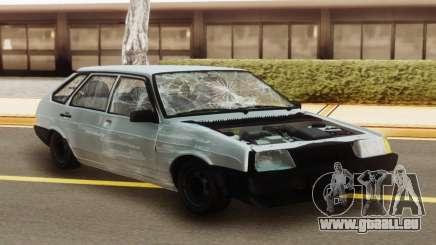 2109 Clochard Cassé pour GTA San Andreas