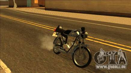 Famel XF-17 - Portugiesisch Motorrad für GTA San Andreas