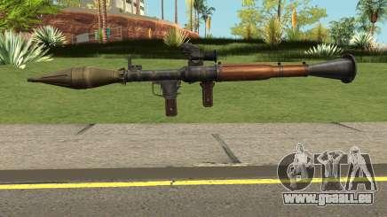 CSO2 RPG-7 für GTA San Andreas