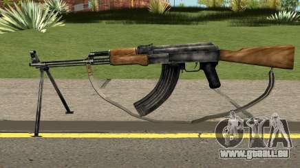 Zastava M-72 pour GTA San Andreas