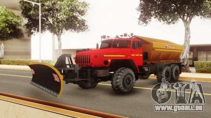 Ural 55571-1121-72Е5 für GTA San Andreas