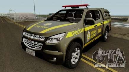 Chevrolet S10 Police (Patrulhas Especiais) für GTA San Andreas