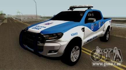 Ford Ranger 2017 PCBA für GTA San Andreas