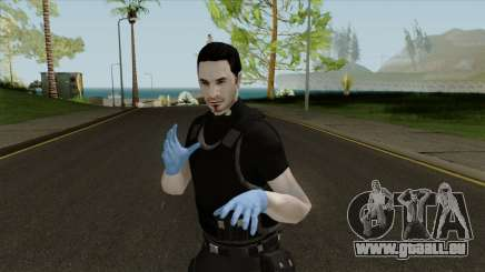 Payday Skin pour GTA San Andreas