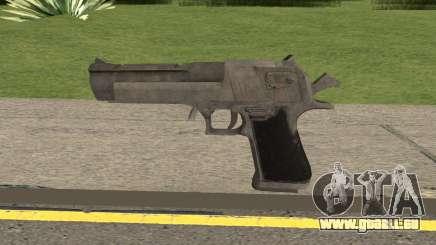 COD-MWR Desert Eagle für GTA San Andreas