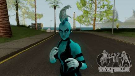 Livewire (Legendary) From DC Legends pour GTA San Andreas