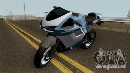 TLAD BATI 800 für GTA San Andreas