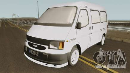 Ford Transit 1997 pour GTA San Andreas