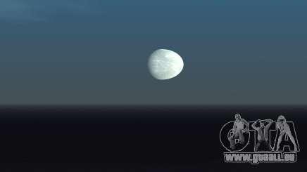 Mercury HD für GTA San Andreas