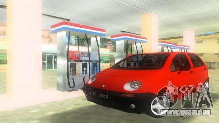 Daewoo Matiz je SOI 1998 pour GTA Vice City