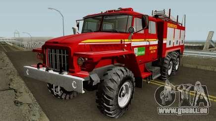 ABT Ural de Santa Maria pour GTA San Andreas