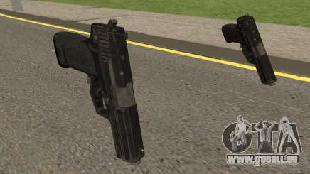 COD-MWR USP45 Stock pour GTA San Andreas