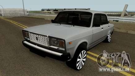 2107 De Haute Qualité pour GTA San Andreas