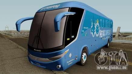 Marcopolo Paradiso 1200 G7 4X2 Do Cruzeiro pour GTA San Andreas
