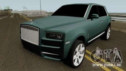 Rolls-Royce Cullinan HQ für GTA San Andreas