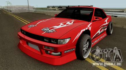 Nissan Silvia S13 MQ pour GTA San Andreas