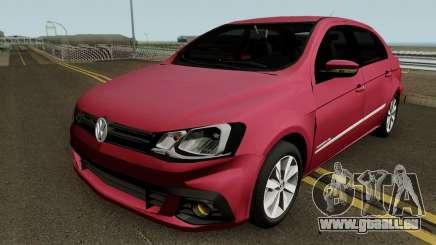 Volkswagen Voyage G7 2017 Comfortline pour GTA San Andreas