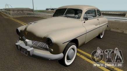 Mercury Eight Coupe (9CM-72) 1949 für GTA San Andreas