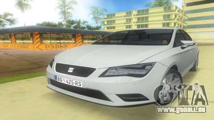 2013 Seat Leon Fr für GTA Vice City