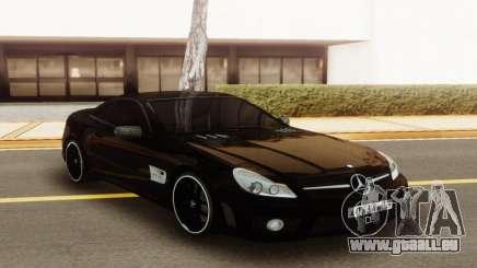 Mercedes-Benz SL63 AMG pour GTA San Andreas