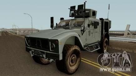M-ATV Croatian Army pour GTA San Andreas