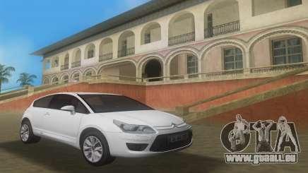 2010 Citroen C4 VTS pour GTA Vice City