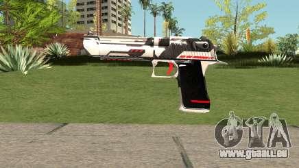 Desert Eagle TiiTree für GTA San Andreas