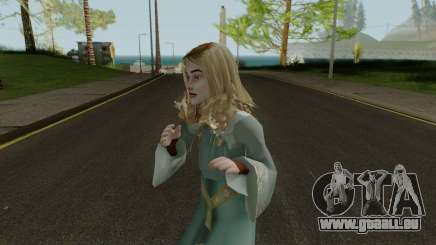 Princess Aurora From Maleficent V1 pour GTA San Andreas