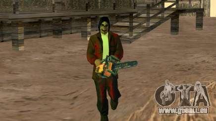 Rätsel auf dem mount Čiliad für GTA San Andreas